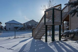 Photo 25: 21 1601 CLOVERBAR Road: Sherwood Park House Half Duplex for sale : MLS®# E4184591