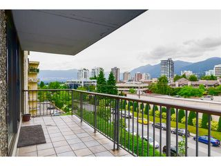 Photo 16: # 503 140 E KEITH RD in North Vancouver: Central Lonsdale Condo for sale : MLS®# V1084276