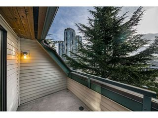 "Photo 18: 410 2925 GLEN Drive in Coquitlam: North Coquitlam Condo for sale in ""GLENBOROUGH"" : MLS®# R2431545"