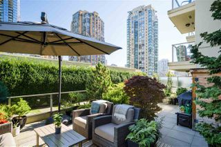 "Photo 23: 502 1225 RICHARDS Street in Vancouver: Downtown VW Condo for sale in ""EDEN"" (Vancouver West)  : MLS®# R2497086"