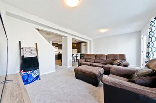 Photo 9: 117 Windstone Park SW: Airdrie Row/Townhouse for sale : MLS®# A1057841