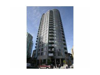 "Main Photo: 1602 1050 SMITHE Street in Vancouver: West End VW Condo for sale in ""THE STERLING"" (Vancouver West)  : MLS®# V874182"