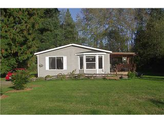 Photo 1: 460 KING Road in Gibsons: Gibsons & Area House for sale (Sunshine Coast)  : MLS®# V916305