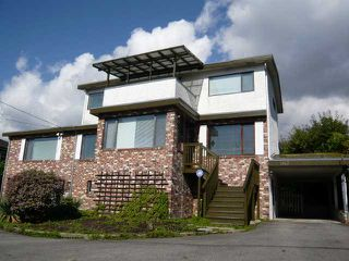 Photo 1: 1143 ESQUIMALT AVE in West Vancouver: Ambleside House for sale