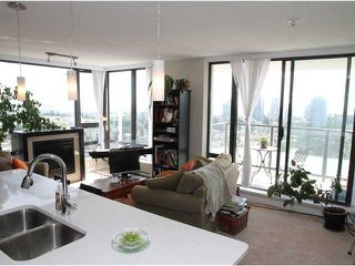 Photo 3: # 1605 7328 ARCOLA ST in Burnaby: Highgate Condo for sale (Burnaby South)  : MLS®# V1011914