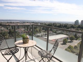 Photo 7: # 1605 7328 ARCOLA ST in Burnaby: Highgate Condo for sale (Burnaby South)  : MLS®# V1011914