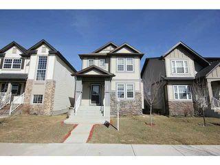 Photo 1: 371 SILVERADO Drive SW in CALGARY: Silverado Residential Detached Single Family for sale (Calgary)  : MLS®# C3612535