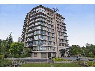 "Main Photo: 801 683 W VICTORIA Park in North Vancouver: Lower Lonsdale Condo for sale in ""The Mira"" : MLS®# V1066557"
