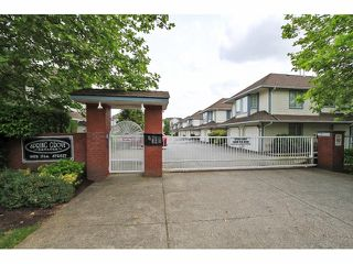"Photo 23: 125 9978 151 Street in Surrey: Guildford Townhouse for sale in ""Sussex House"" (North Surrey)  : MLS®# F1414106"