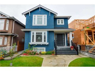 Photo 1: 3507 E 24TH Avenue in Vancouver: Renfrew Heights House for sale (Vancouver East)  : MLS®# V1085915