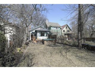 Photo 16: 902 Palmerston Avenue in WINNIPEG: West End / Wolseley Residential for sale (West Winnipeg)  : MLS®# 1508703