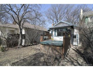 Photo 15: 902 Palmerston Avenue in WINNIPEG: West End / Wolseley Residential for sale (West Winnipeg)  : MLS®# 1508703
