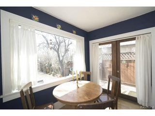 Photo 10: 902 Palmerston Avenue in WINNIPEG: West End / Wolseley Residential for sale (West Winnipeg)  : MLS®# 1508703
