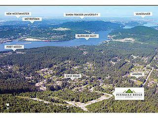 Photo 2: 2030 RIDGE MOUNTAIN Drive: Anmore Land for sale (Port Moody)  : MLS®# V1117326