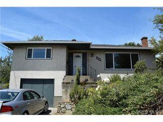 Photo 1: 3660 Tillicum Road in VICTORIA: SW Tillicum Single Family Detached for sale (Saanich West)  : MLS®# 355125