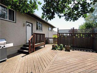 Photo 18: 3660 Tillicum Rd in VICTORIA: SW Tillicum House for sale (Saanich West)  : MLS®# 710319