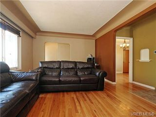 Photo 3: 3660 Tillicum Road in VICTORIA: SW Tillicum Single Family Detached for sale (Saanich West)  : MLS®# 355125