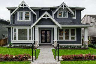 Photo 1: 13632 BLACKBURN Avenue: White Rock House for sale (South Surrey White Rock)  : MLS®# R2010333