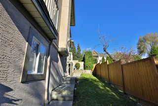 Photo 19: 4 1203 CARTIER Avenue in Coquitlam: Maillardville Townhouse for sale : MLS®# R2013346