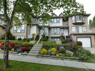 Photo 1: 4 1203 CARTIER Avenue in Coquitlam: Maillardville Townhouse for sale : MLS®# R2013346