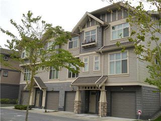 "Photo 1: 36 31125 WESTRIDGE Place in Abbotsford: Abbotsford West Townhouse for sale in ""Kinfield"" : MLS®# R2023188"