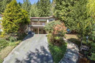 Photo 2: 653 FORESTHILL Place in Port Moody: North Shore Pt Moody House for sale : MLS®# R2053340