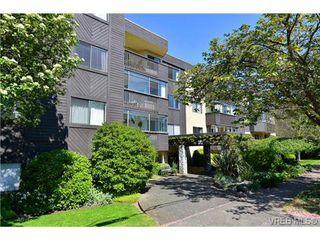 Photo 2: 404 1012 Collinson St in VICTORIA: Vi Fairfield West Condo for sale (Victoria)  : MLS®# 728827