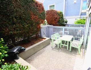 "Photo 20: 3062 WILLOW Street in Vancouver: Fairview VW Townhouse for sale in ""WILLOW PLACE"" (Vancouver West)  : MLS®# R2077060"