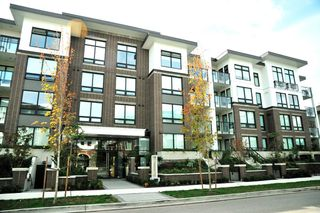 "Photo 1: 227 9388 ODLIN Road in Richmond: West Cambie Condo for sale in ""OMEGA"" : MLS®# R2003595"