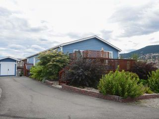 Photo 1: 20 768 E SHUSWAP ROAD in : South Thompson Valley Manufactured Home/Prefab for sale (Kamloops)  : MLS®# 136828