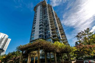 "Photo 1: 1706 235 GUILDFORD Way in Port Moody: North Shore Pt Moody Condo for sale in ""THE SINCLAIR"" : MLS®# R2115644"