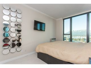"""Photo 11: 3301 1331 W GEORGIA Street in Vancouver: Coal Harbour Condo for sale in """"THE POINTE"""" (Vancouver West)  : MLS®# R2132219"""