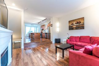 "Photo 1: 707 PREMIER Street in North Vancouver: Lynnmour Townhouse for sale in ""Wedgewood by Polygon"" : MLS®# R2159275"