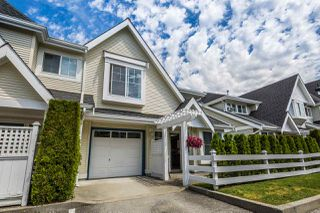 Photo 1: 19 23575 119 Avenue in Maple Ridge: Cottonwood MR Townhouse for sale : MLS®# R2175349