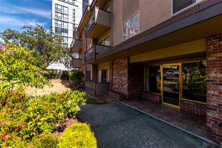 """Photo 2: 102 610 THIRD Avenue in New Westminster: Uptown NW Condo for sale in """"JAE MAR COURT"""" : MLS®# R2200621"""