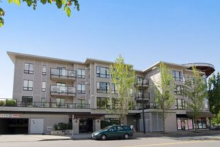 Photo 1: 407 935 W 16TH STREET in North Vancouver: Hamilton Condo for sale : MLS®# R2060380
