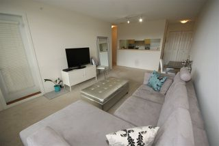 "Photo 2: 406 3588 CROWLEY Drive in Vancouver: Collingwood VE Condo for sale in ""NEXUS"" (Vancouver East)  : MLS®# R2222559"