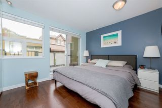 "Photo 16: 16 795 W 8TH Avenue in Vancouver: Fairview VW Townhouse for sale in ""DOVER POINTE"" (Vancouver West)  : MLS®# R2256416"