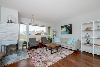 "Photo 3: 16 795 W 8TH Avenue in Vancouver: Fairview VW Townhouse for sale in ""DOVER POINTE"" (Vancouver West)  : MLS®# R2256416"