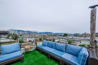 "Photo 7: 16 795 W 8TH Avenue in Vancouver: Fairview VW Townhouse for sale in ""DOVER POINTE"" (Vancouver West)  : MLS®# R2256416"
