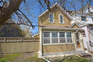 Photo 1: 444 Young Street in Winnipeg: Residential for sale (5A)  : MLS®# 1811484