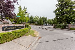 "Photo 2: 6155 E GREENSIDE Drive in Surrey: Cloverdale BC Townhouse for sale in ""Greenside Estates"" (Cloverdale)  : MLS®# R2279920"