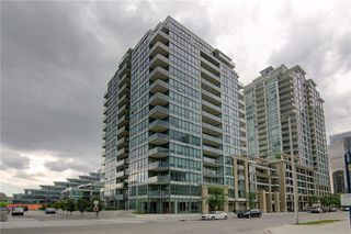 Main Photo: 1404 128 2 Street SW in Calgary: Chinatown Apartment for sale : MLS®# C4192601