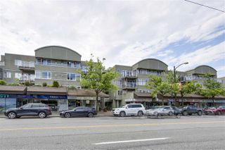 "Main Photo: 216 3250 W BROADWAY in Vancouver: Kitsilano Condo for sale in ""Westpointe"" (Vancouver West)  : MLS®# R2286453"