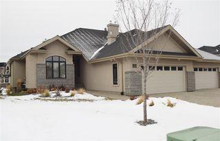 Main Photo: 6218 MAYNARD Point in Edmonton: Zone 14 House Half Duplex for sale : MLS®# E4136609