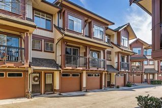 """Main Photo: 5 19479 65 Avenue in Surrey: Clayton Townhouse for sale in """"Sunset Grove"""" (Cloverdale)  : MLS®# R2333079"""