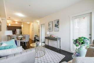 """Photo 12: 114 13468 KING GEORGE Boulevard in Surrey: Whalley Condo for sale in """"The Brookland"""" (North Surrey)  : MLS®# R2338302"""