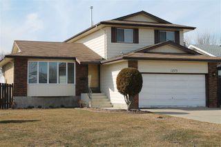 Main Photo: 12575 161 Avenue in Edmonton: Zone 27 House for sale : MLS®# E4143031