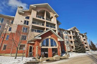 Main Photo: 410 200 Bethel Drive: Sherwood Park Condo for sale : MLS®# E4145583
