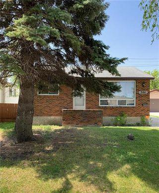 Photo 1: 344 Sutton Avenue in Winnipeg: North Kildonan Residential for sale (3F)  : MLS®# 1905076